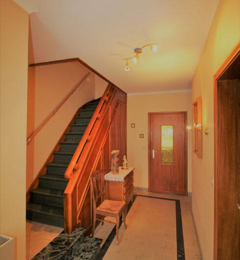 Tamines – Charmante maison 3 ch avec garage et jardin